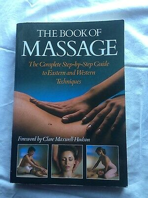The New Book of Massage by Lucinda Lidell, Sara Thomas (Paperback, 2000)