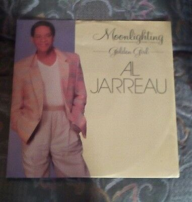 "Moonlighting Extended Remix Theme(Al Jarreau)12""vinyl,excellent Condition"