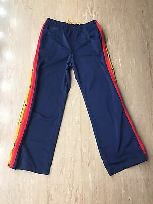 Retro Converse Warm Up Trousers Jogging Bottoms  Xl