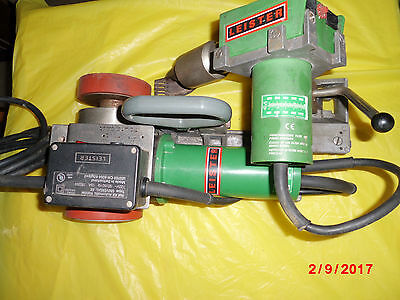 Leister Hot Air Automatic Welder