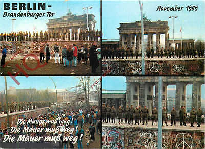 Postcard: The Fall Of The Berlin Wall (Multiview)