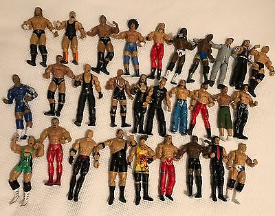 WWE Figures Job Lot, Deluxe And Classic Aggression, TNA, ECW plus Accessories