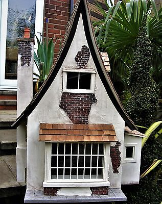 DOLLS HOUSE/ WITCHES COTTAGE/ SHOP? OOAK 1/12th scale