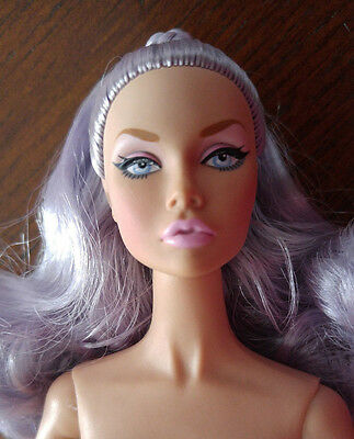 Integrity Toys Poppy Parker Nude - 'mood Changer -Lavender Hair' - Pretty