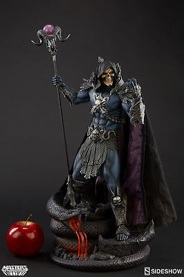 Skeletor 1/4 Premium Format He-Man Masters of The Universe MotU Statue Sideshow