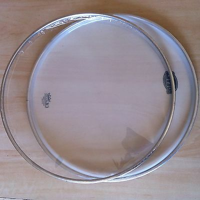 Remo Branded Snare Reso Batter Drum Head Skin for evans cymbal kit stand custom