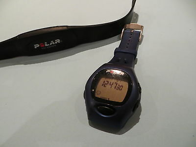 Polar M51 heart rate monitor and chest strap