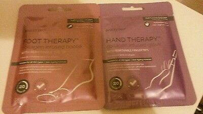 Foot therapy and Hand therapy