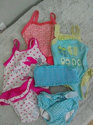Babies swimsuits 12/18