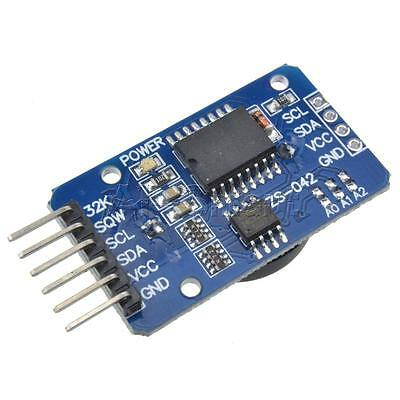 DS3231 AT24C32 Memory Module For Arduino IIC Precision RTC Real Time Clock UK