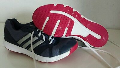 Womens Adidas Performance Essential Star II Gym / Fitness Trainers , Size 5.5