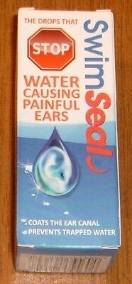 Swim Seal - The Drops That Stop Water Causing Painful Ears