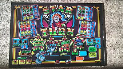 5 x Decorative Fruit machine - Pinball glass art (Harlem Globetrotters).