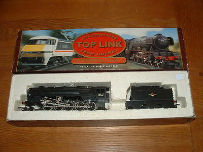HORNBY BR STANDARD 9F CLASS 2-10-0 LOCO No 92241 in BR Black Livery