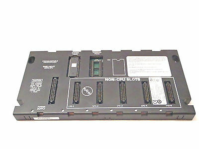 GE Fanuc IC693CPU313W Programmable Controller Base 5-Slot with CPU IC693CPU313W