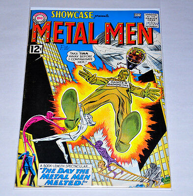 Showcase Presents 40 Metal Men NICE Copy