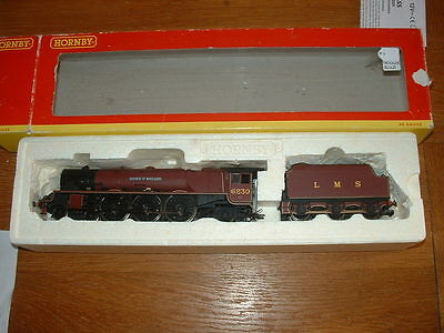HORNBY LMS DUCHESS CLASS 4-6-2 LOCO No 6230 DUCHESS OF BUCCLEUCH in LMS Maroon