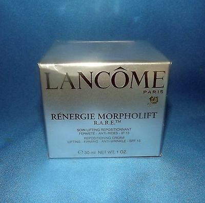 Lancome Renergie Morpholift R.a.r.e  Spf 15  30Ml New In Sealed Box