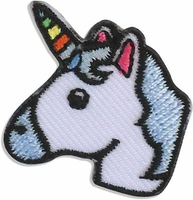 Ecusson Patch Thermocollant Licorne Multiple Couleur Fun Custom