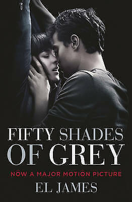 Fifty Shades of Grey by E. L. James (Paperback, 2015)