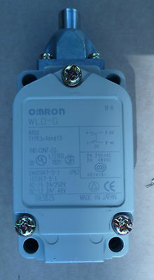 Omron WLD-G Limit Switch RS 342-398