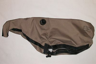 Bannatyne Willie McCallum Custom Synthetic Pipe Bag with Zipper for Bagpipes