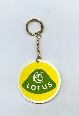 1966 1967 1968 1969 1970 1971 1972 1973 Lotus ORIGINAL Large Keychain my8118