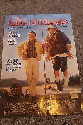 The Great Outdoors (Original Rolled 1988 Us D/s One Sheet Poster, John Hughes)