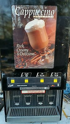 Curtis PC4D 4 Selection Commercial Cappuccino Machine CALL FOR SHIPPING