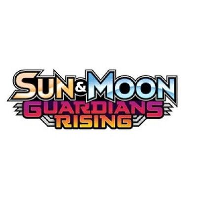 Pokemon Sun & Moon Guardians Rising Sealed Trading Card Booster Box (Pre-Sale)
