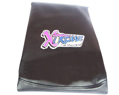 Seat Cover Carbon / black from Xtreme for Kymco Super 9