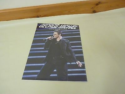 Official George Michael 2008 Calendar Danilo pics by Dean Freeman Factory sealed