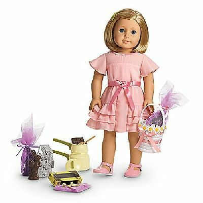American Girl Limited Edition Kit's Candy Making Set NEW IN BOX EASTER