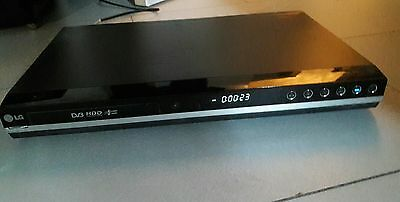 LG RHT387H 160GB HDD/ DVD Player Recorder with Freeview
