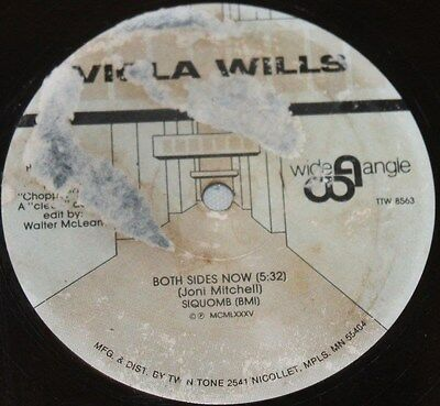 """VIOLA WILLS * BOTH SIDES NOW / DARE TO DREAM Classic Soul Funk Boogie 12"""" Vinyl"""