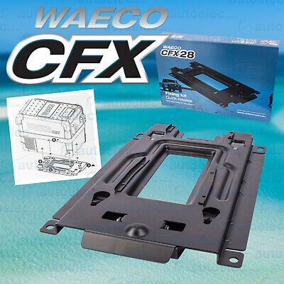Waeco Cfx28 Fridge Quick Release Mount Fixing Kit Holder Caravan Ute Cfx-Qfk