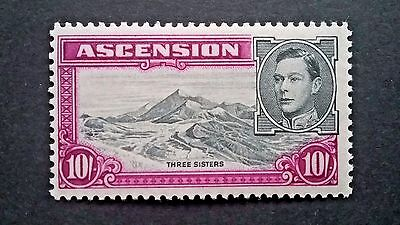 Ascension 1938-44 SC #49 10/ Mint Never Hinged* A Beauty