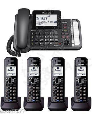 2 LINE 5 HANDSET Panasonic Small Business Phone System W Answering Link 2 Cell