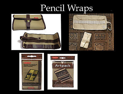 Pencil Wrap Derwent pencil Wrap Artistic Den Calico Pencil Wrap Pencil Wrap bulk