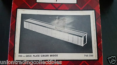 Campbell Deck Plate Girder Bridge - Part 765-350 - New in Box