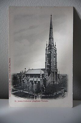 St James Cathedral Anglican Church Toronto Ontario Imperial Series No 538