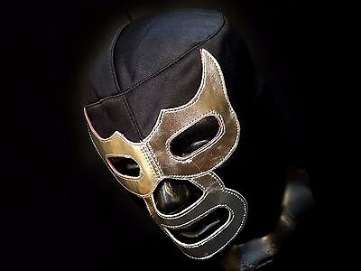 Blue Demon Wrestling Mask Luchador Costume Wrestler Lucha Libre Mexican Maske