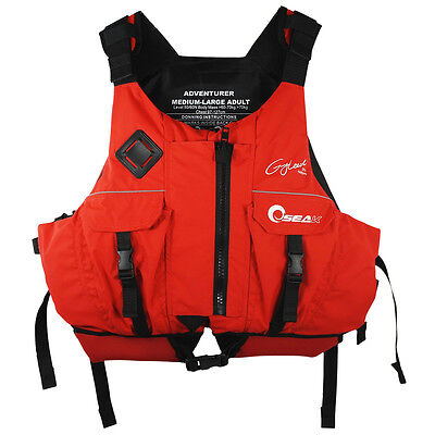 NEW - Seak Adventurer Level 50 Kayak PFD