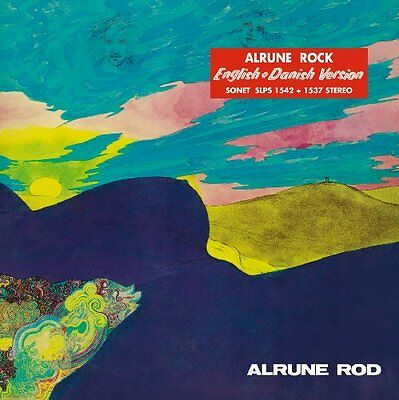 ALRUNE ROD - Alrune Rock (3rd Album) - LP 1972 Shadoks