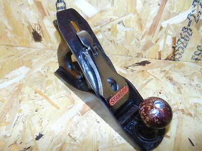 Stanley No4 Hand Plane vintage woodworking tool