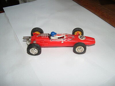 Vintage triang SCALEXTRIC  'JUNIOR' COOPER    Circa 1960s Tested & Running