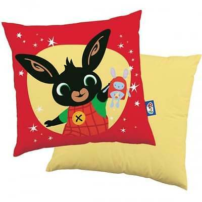 Bing Bunny Comics Cushion - OFFICIAL Kids Bedding Pillow - NEW GIFTS