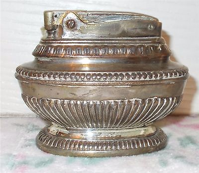 Vintage Ronson Queen Anne Table Cigarette Lighter - Not Working Needs Attention