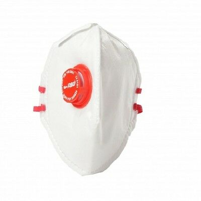 Dust Mask Disposable Respirator Fold Flat & Cup FF2 Mask Safety Protector RSG