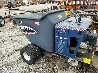 MILLER B 16 Mud AND Concrete Buggy